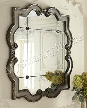 Uttermost Prisca Silver Mirror Small 36