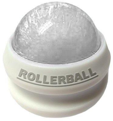 (Massage Roller Ball Manual Massage Ball Pearl White)