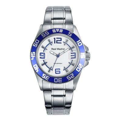 Viceroy Women's 432840-05 Real Madrid Sports Stainless Steel White Dial Watch