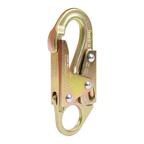 Spidergard SPFSH-001S Forged Steel Snap Hook, ANSI Certified