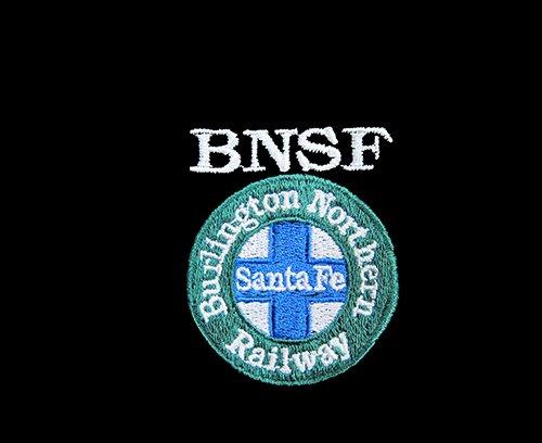 Amazon.com  Burlington Northern Santa Fe Intermodal Logo Embroidered Hat   hat03   Clothing 6da64703aea0