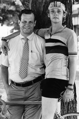 Paul Dooley And Dennis Christopher In Breaking Away 24x36 Poster At Amazon S Entertainment Collectibles Store Fade to black (1980)  eric binford : paul dooley and dennis christopher in
