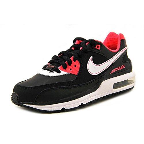 Nike Kids Air Max Wright Ltd (GS) Black/White/Hyper Punch Running Shoe 4.5 Kids US (Nike Max Air Wright)
