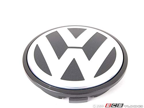 volkswagen wheel center cap 2010 - 8