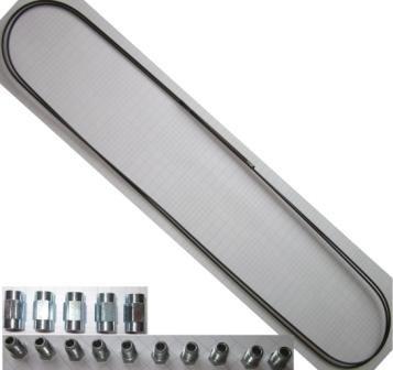 Conduite 1 x 10 x 5 x connecteurs raccord f bördel 4, 75 mm-qualité professionnelle-fabriqué en allemagne 75 mm-qualité professionnelle-fabriqué en allemagne P.Sonderes