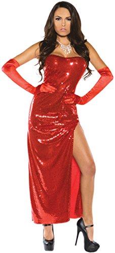 Bombshell Adult Costume - (Jessica 6 Costume)