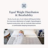 Luna Adult Weighted Blanket - Individual Use - 20