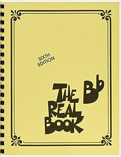The Real Book (B Flat, Sixth edition): Hal Leonard Corp