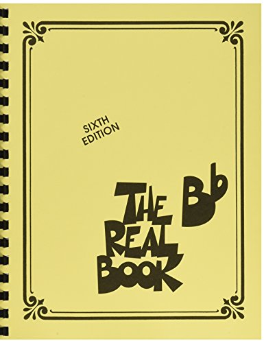 - The Real Book (B Flat, Sixth edition)