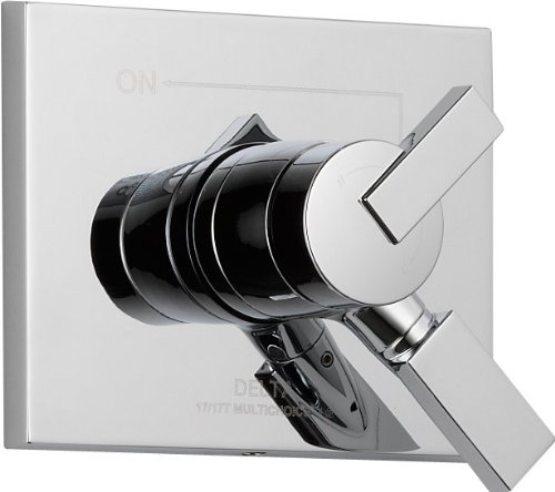 Delta T17053 Vero Monitor 17 Series Valve Trim Only, Chrome by DELTA FAUCET