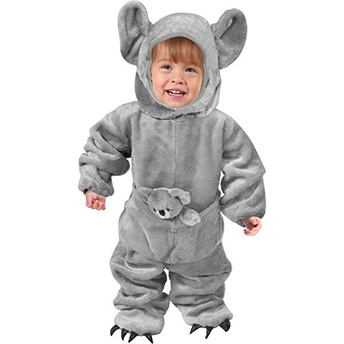 Toddler Koala Bear Halloween Costume -