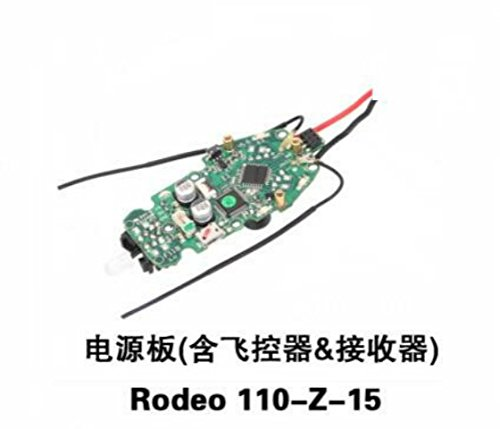 Controller Main Board (Walkera Rodeo 110 Power board( Main controller&Receiver included) Rodeo 110-Z-15 Spare Parts)