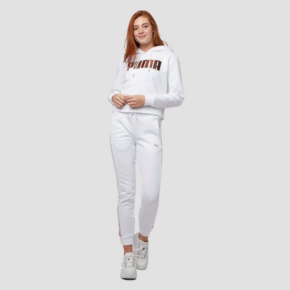 PUMA Pantalones para Mujer Negro 58185501