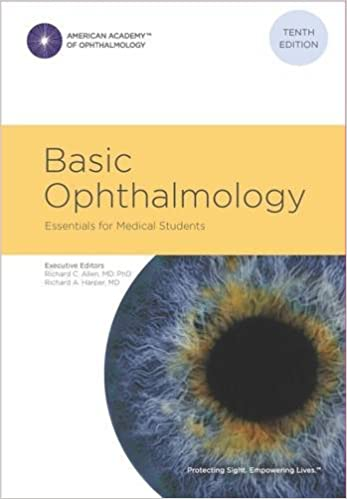 Basic Ophthalmology: Essentials for Medical Students, 10th