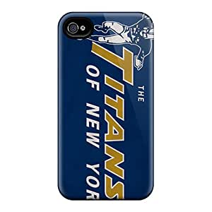 Shockproof Cell-phone Hard Cover For Iphone 6 (Tko10983oRph) Allow Personal Design Realistic New York Jets Pattern