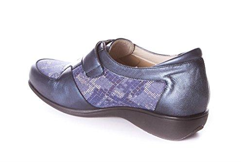 Scarpe Donna SALVATORE VISENTINI Blu Stringate B5tqwt6