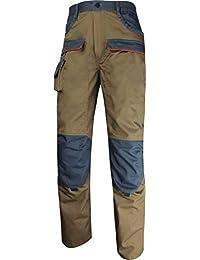 Delta Plus Men's Mach2 Corporate Workwear Kneepad Pants Small