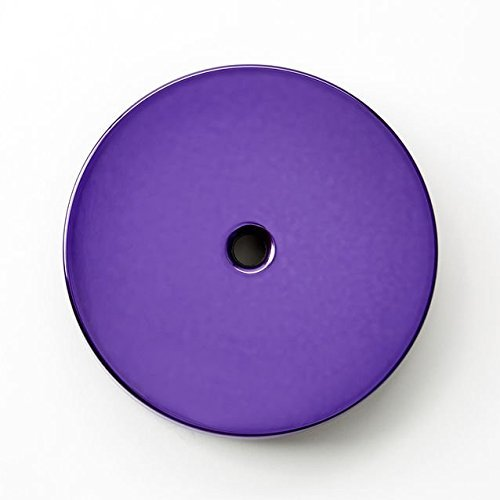 Starbucks High-Shine Stainless Steel Cold Cup Lid - Purple