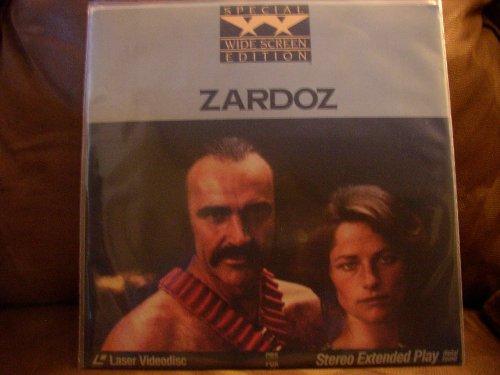 Zardoz Laserdisc