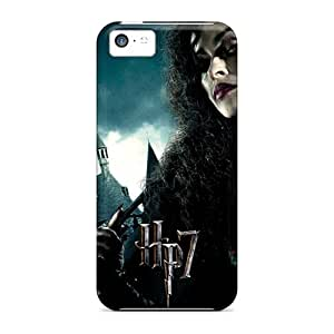 Ork285-sgz Harry Potter 7 Movies Fashion Tpu 5c Case Cover For Iphone