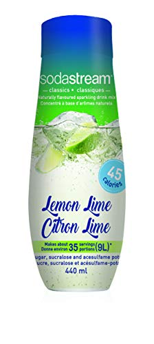 Lemon Lime Syrup - 7