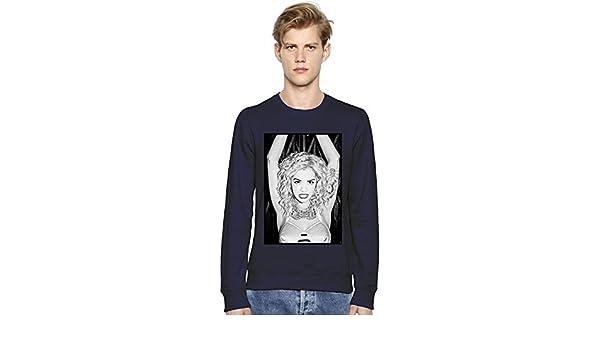 Rita Ora Radioactive Unisex Sweatshirt XX-Large: Amazon.es: Ropa y accesorios