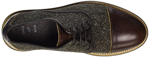 Homme Bear Derby Shoe 130 the Brown Ox Marron wUf8nRxq8