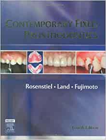 rosenstiel contemporary fixed prosthodontics 4th edition pdf free download