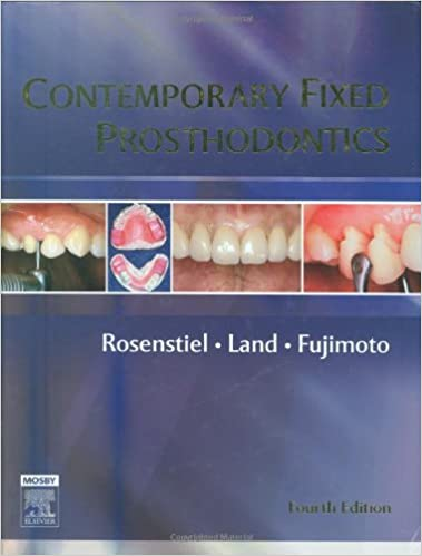 Rosenstiel contemporary fixed prosthodontics 4th edition epub download selected fandeluxe Choice Image