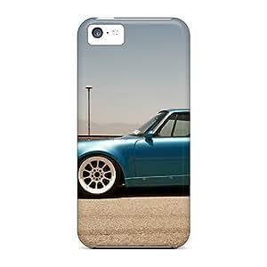Premium Tpu Porsche 911 Tu4bo Covers Skin For Iphone 5c