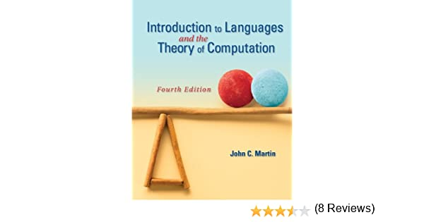 Introduction to languages and the theory of computation introduction to languages and the theory of computation 9780073191461 computer science books amazon fandeluxe Images