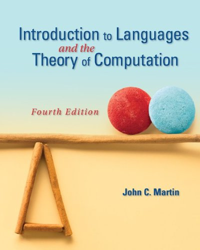 Introduction to Languages and the Theory of Computation by McGraw-Hill Education