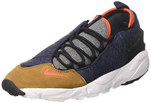 Nike Air NM, Chaussures de Gymnastique Homme, Multicolore (Obsidian Orangeanthracite), 42 EU