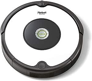 iRobot R605040 Roomba 605, Plastik, Beyaz/Siyah