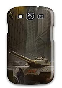 Fashionable MpizlCB508qfbEK Galaxy S3 Case Cover For Turning Point Fall Of Liberty Protective Case