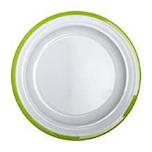 Oxo Tot Plate for Big Kids, Green