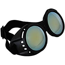 Black Industrial Goggles by elope