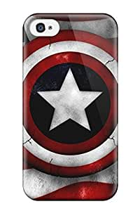 YY-ONE High Quality Iphone 4/4s Us Army Star Case