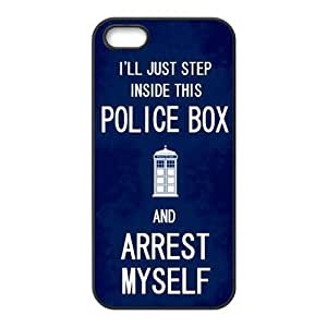 Cyber Monday Store Customize Doctor Who Cellphone Carrying Case for iphone 5 5S