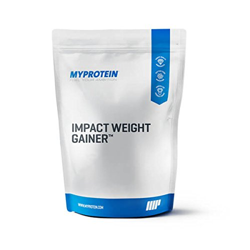Impact Weight Gainer  - Vanilla 5.5 lb (USA)