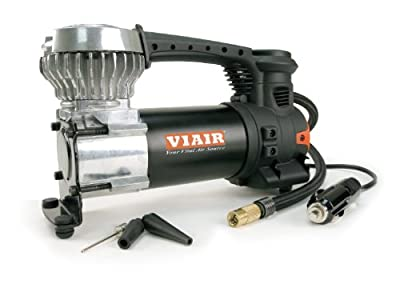 Portable Air Compressor and 12' Extension Cord Bundle