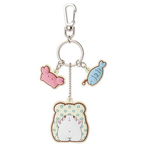 Rubber Key Chain good friend from Sanrio Marumofubi From Japan - Mango Australia Stores
