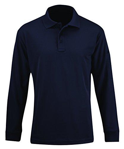 Propper pour homme uniforme à manches longues Polo LAPD Navy
