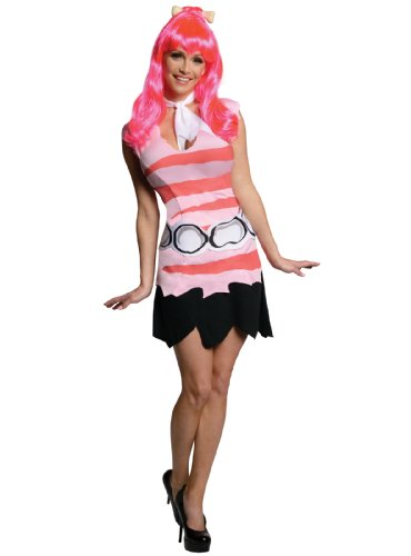 Pebbles Adult Costume - Large (Pebbles Costume For Adults)