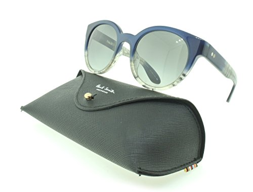 Paul Smith Sunglasses PM 8228SU Palmer 1422/11 Grey Blue / Grey - Paul Smith Sunglasses Womens