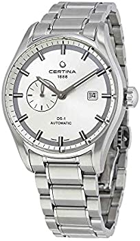 Certina DS-1 Automatic Silver Dial Men's Watch
