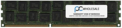 HP 16GB 2RX4 PC3-14900R-13 MEMORY KIT 708641-B21 (Certified Refurbished) by HP (Image #3)