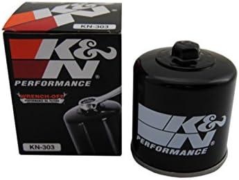 K N Ölfilter Kn 303 Für Kawasaki Polaris Yamaha Auto