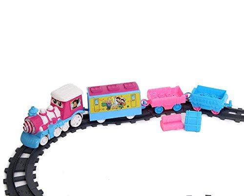 Dazzling Toys Dazzling Toys Girls Train Set Motorized
