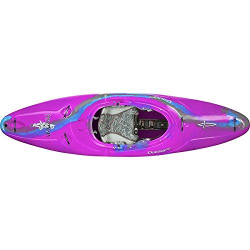 Cheap Dagger Mamba Versatile Whitewater Kayak, Aurora, 8.6